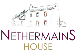 nethermains house - ayrshire